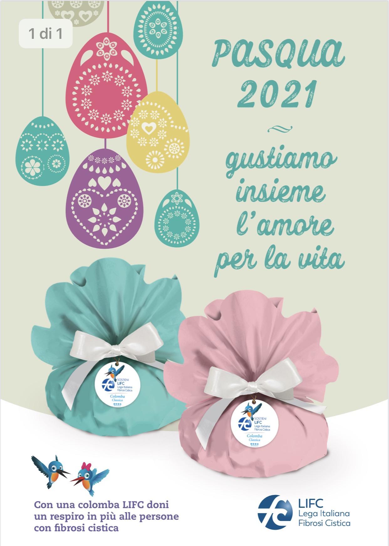 Pasqua LIFC 2021